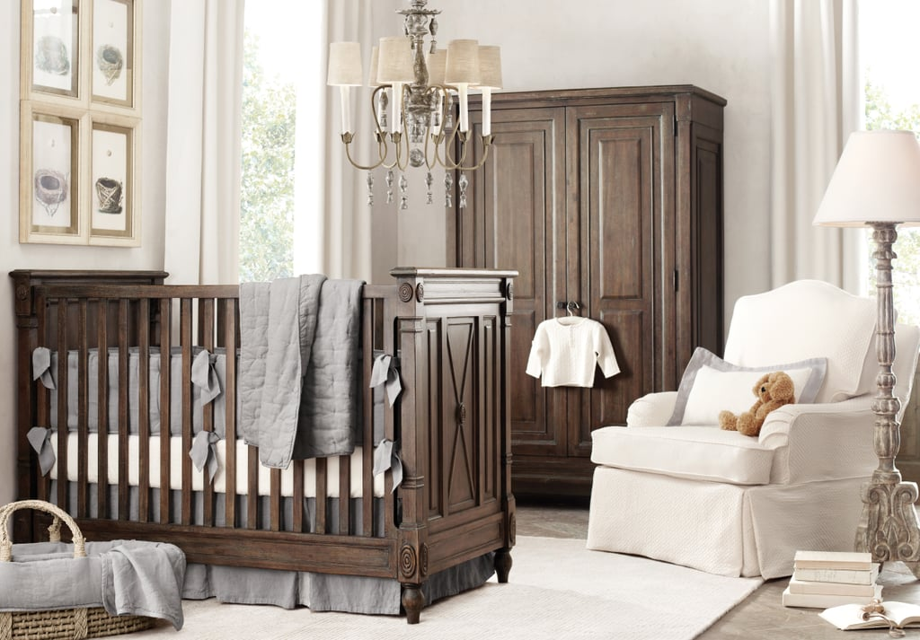 A Temptingly Traditional Gender-Neutral Nursery ...