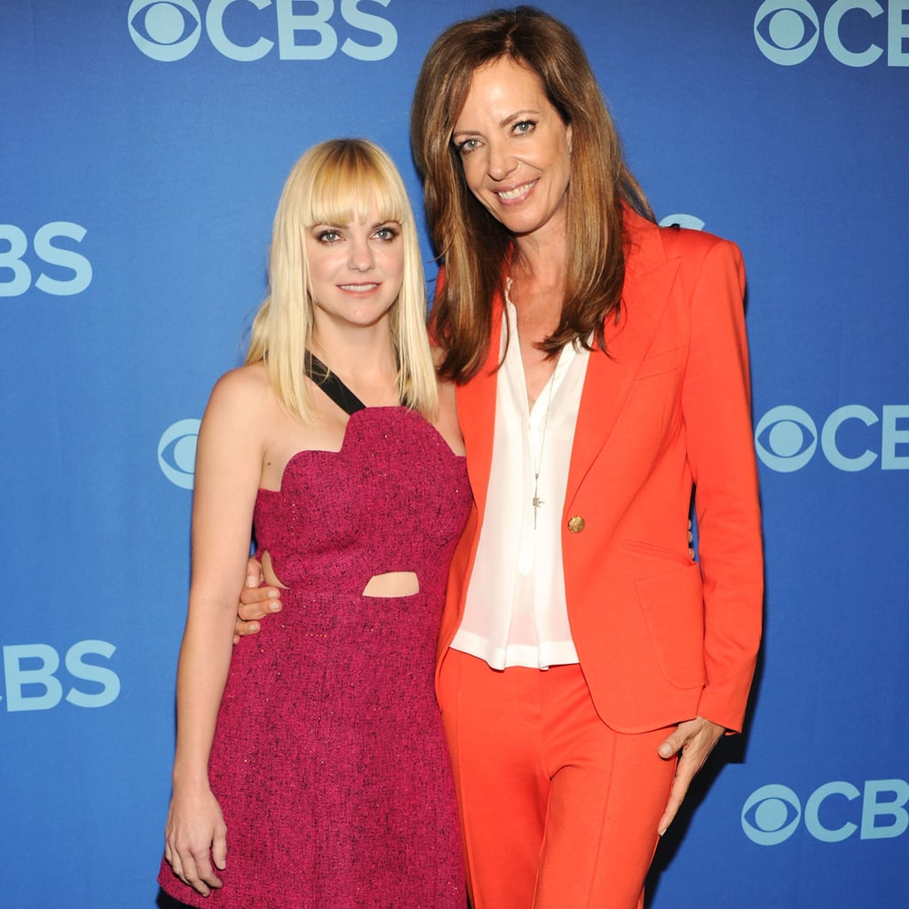 Anna Faris and Allison Janney, who will co-star on the upcoming comedy series Mom, will take to the stage to present together.