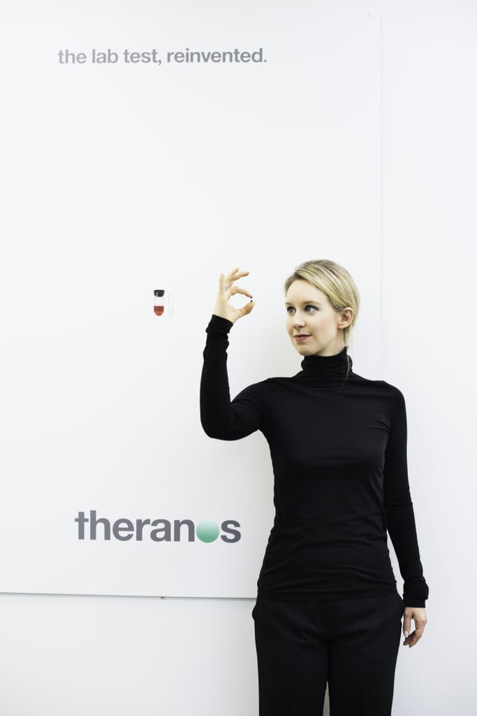 Elizabeth Holmes Allegedly Used a Fake, Deeper Voice Once She Started Theranos