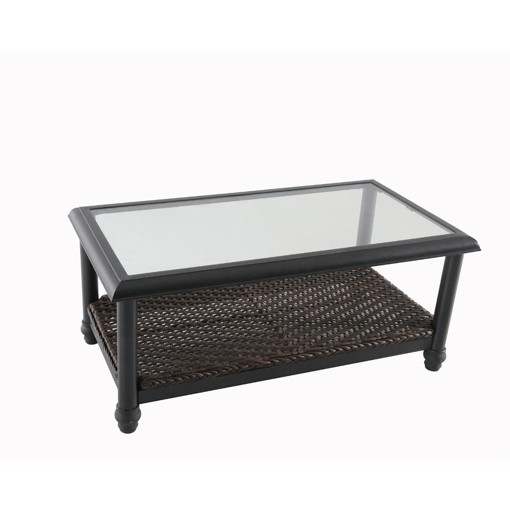 Camden Wicker Outdoor Coffee Table | New Outdoor Furniture From ...