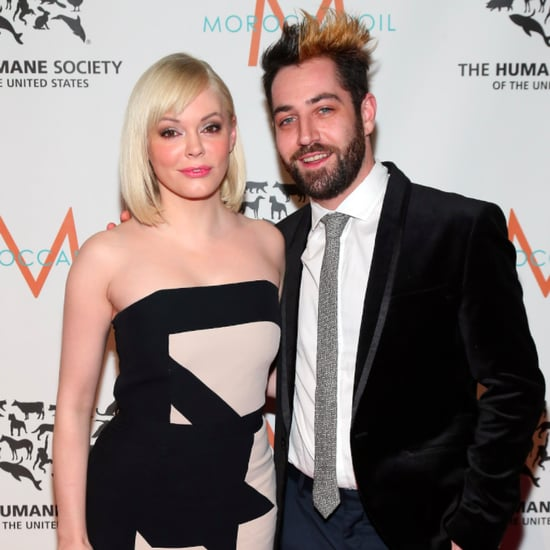 Rose McGowan and Davey Detail Divorce