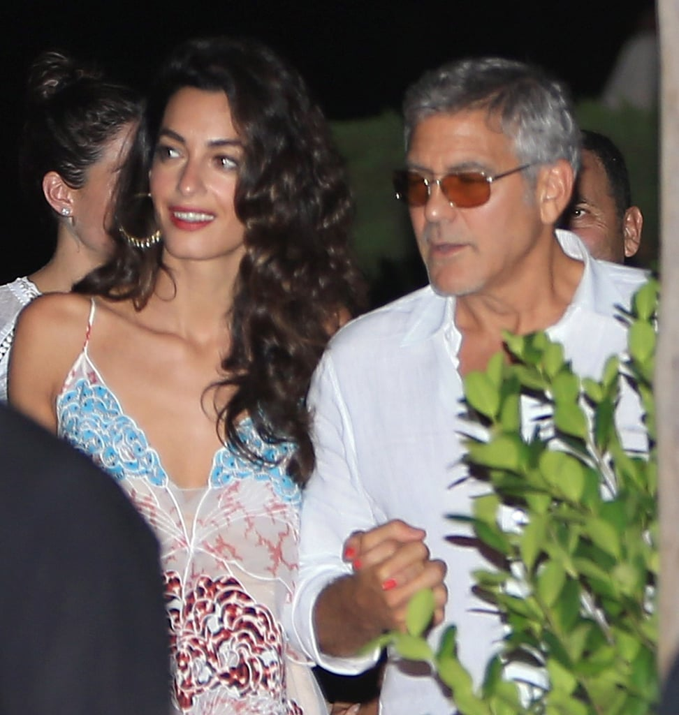 Who is cindy that george clooney is dating