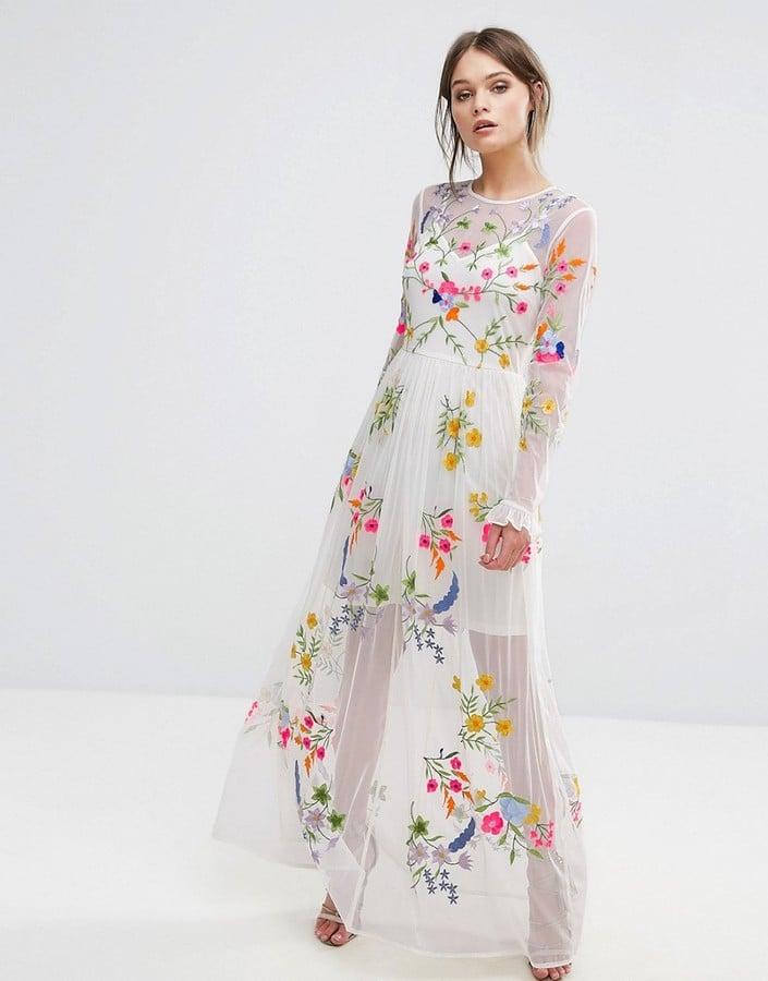 Maxi dress live clothing