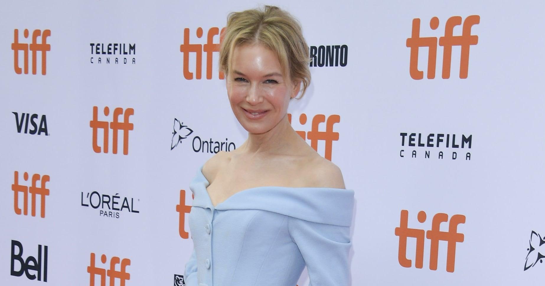 Renée Zellweger Earns 2 Standing Ovations at the Toronto Film Festival