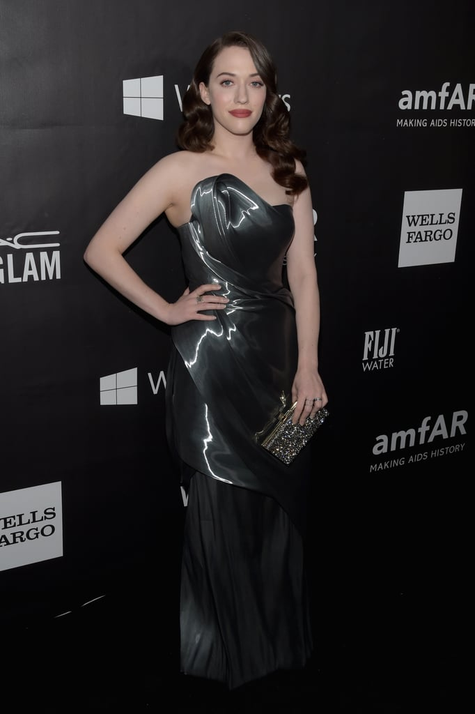 Stars Show So Much Skin at amfAR's LA Gala