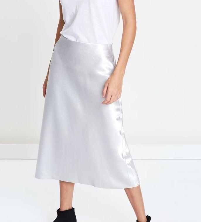 Vince Slip Skirt ($370)