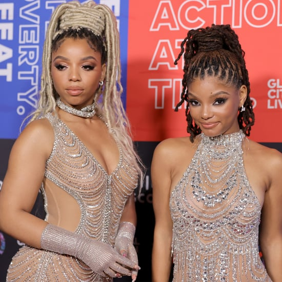 Chloe and Halle Bailey's Outfits | Global Citizen Live