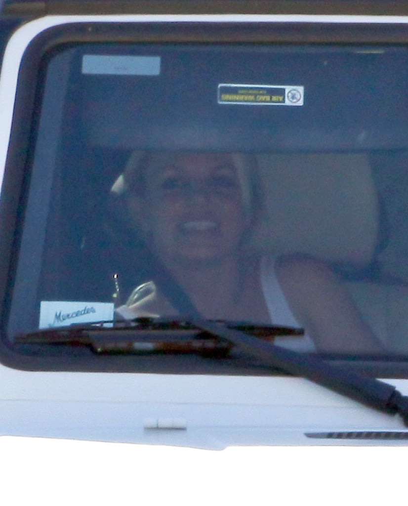 Britney Teams Up With Nicki For a Tour, Rihanna For a Song, and Kevin For Sean's Game
