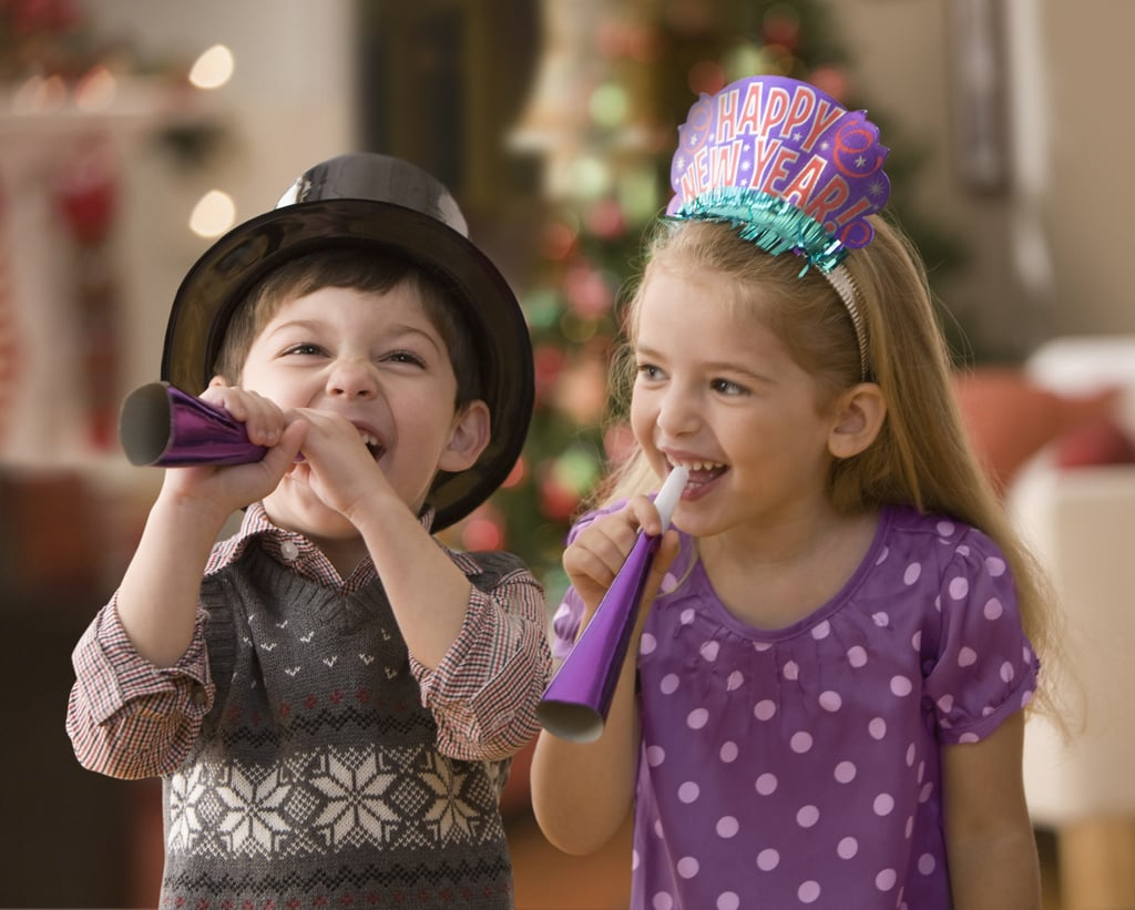 What to Pay a Babysitter on New Year's Eve