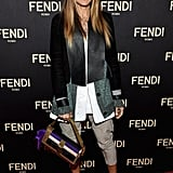 Sarah Jessica Parker made a fashionable appearance at the opening of Fendi's Madison Avenue store.