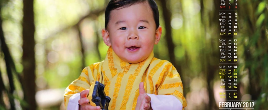 Prince of Bhutan is Too Cute in New Photos