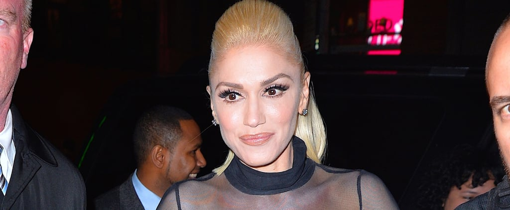 Gwen Stefani Shows Some Major Skin During Her Latest Outing in NYC