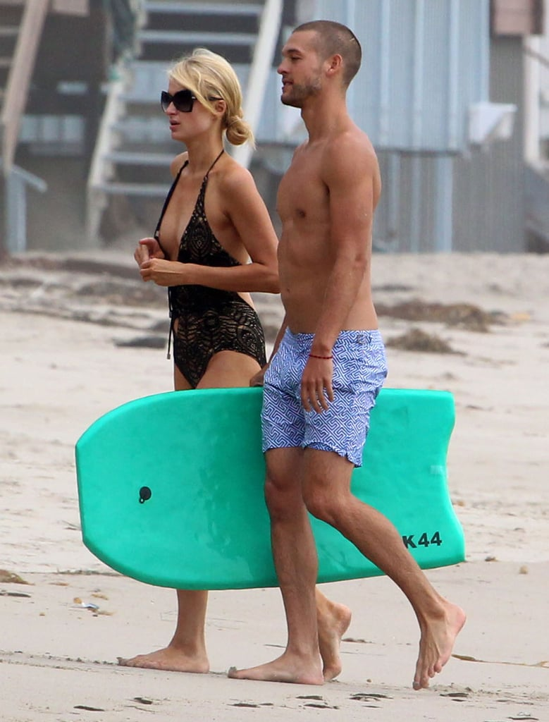 Image result for Paris Hilton and River Viiperi: