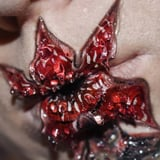 Whoa, This Stranger Things Demogorgon Lip Makeup Is Equal Parts Terrifying and Hypnotizing