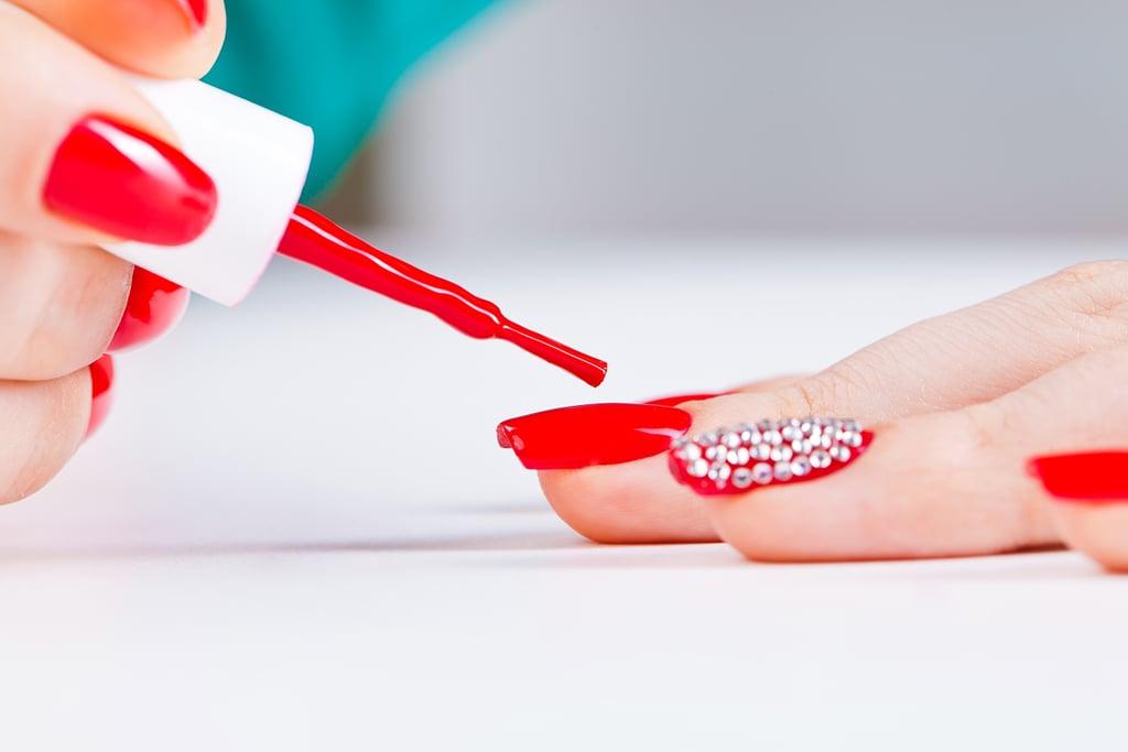 Remove Nail Polish Stains