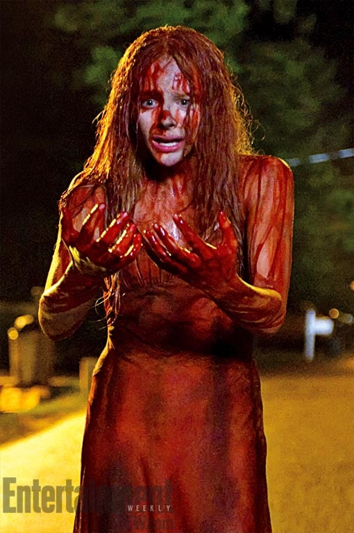 Carrie Remake Pictures