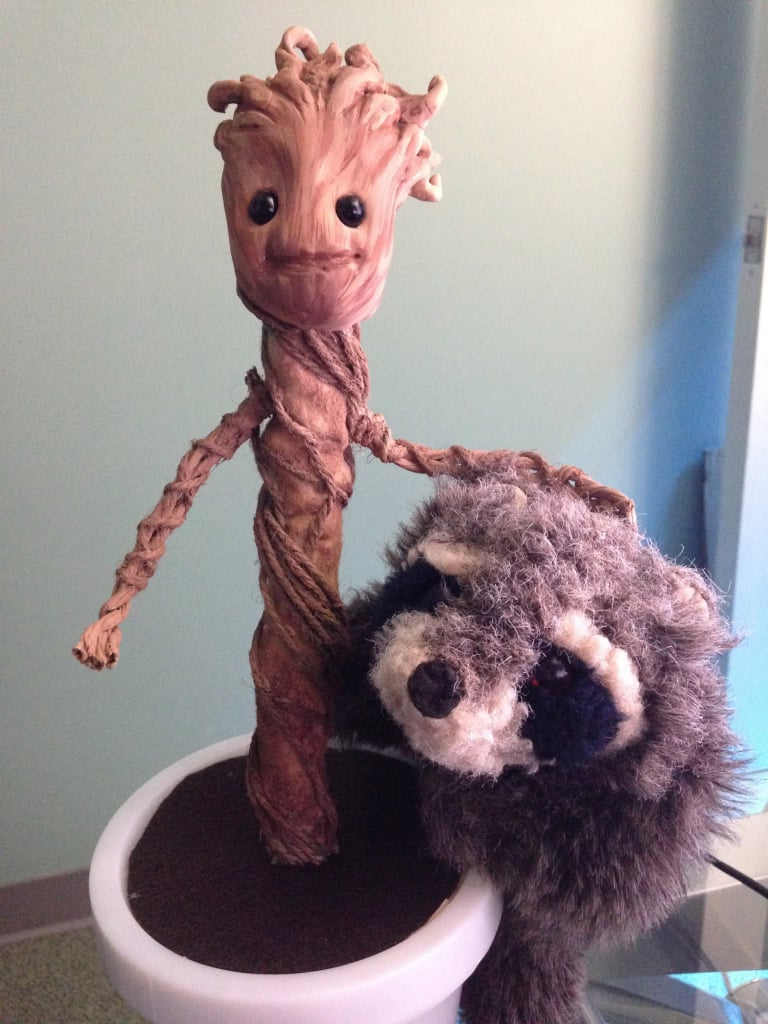 Cost Less Auto >> Make Your Own DIY Dancing Groot | POPSUGAR Tech