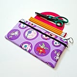 Pokémon Double Zipper Large Pencil Case