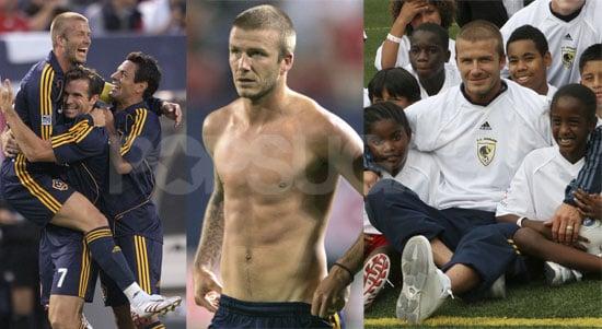 Beckham Does NYC