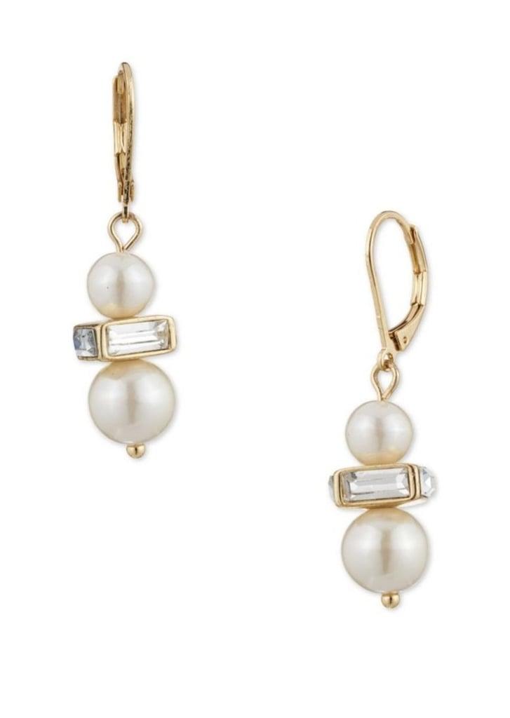 5e6b31c3506 Kate Middleton Wearing Pearl Earrings   POPSUGAR Fashion