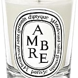 Diptyque Amber Scented Candle