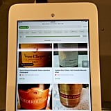 An In-Store Delectable App For Selecting the Right Booze