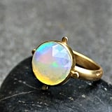 lsueszabo Faceted Opal Ring