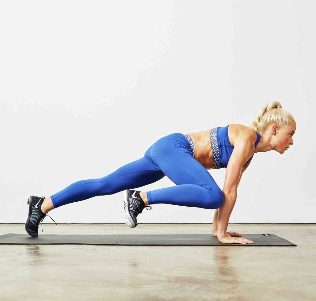 No-Equipment, High-Intensity Bodyweight Workout