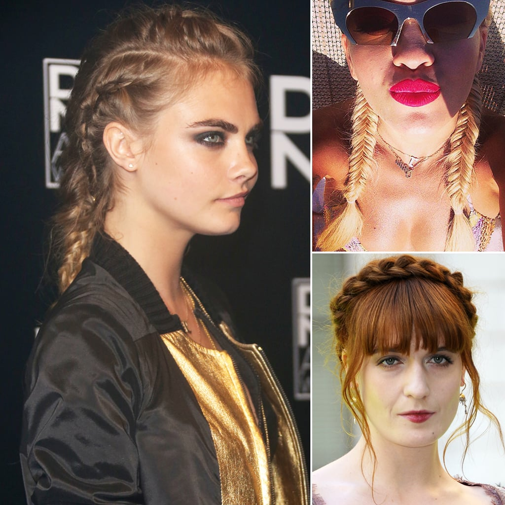 5 Summer Plaits to Emulate