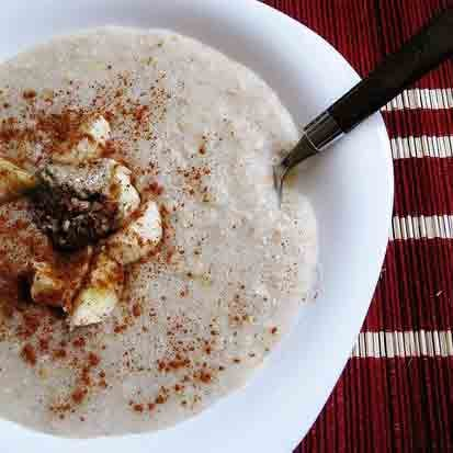 Whole-Grain Hot Cereal Recipes