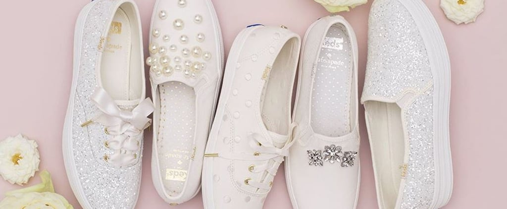 Brides! Kate Spade and Keds Just Released Comfy Wedding Sneakers — Shop Them Now