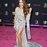 Fashion: Thalía, Alejandra Espinoza at Premio Lo Nuestro