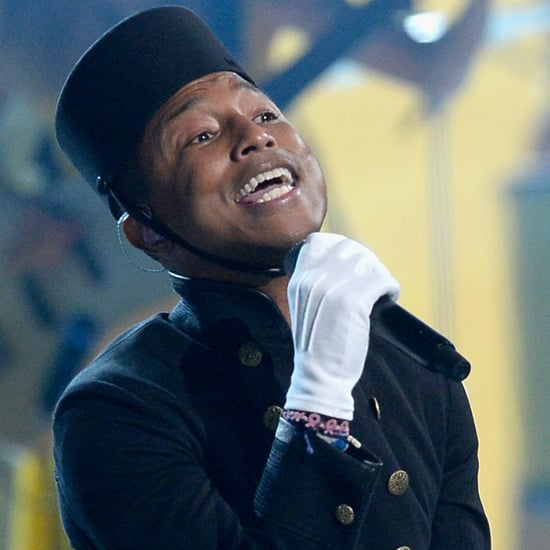 Pharrell Performance at the 2015 Grammys | Video