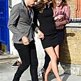 Kate and Jamie Hold Hands as She Officially Snaps Up a New London Pad