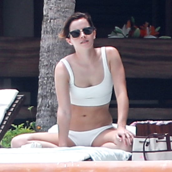 Emma Watson Bikini Pictures in Mexico June 2019