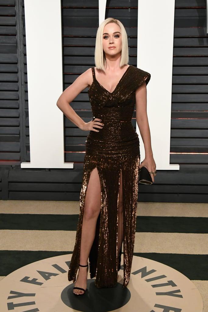 Katy Perry Sexiest Oscars Dresses 2017 Popsugar