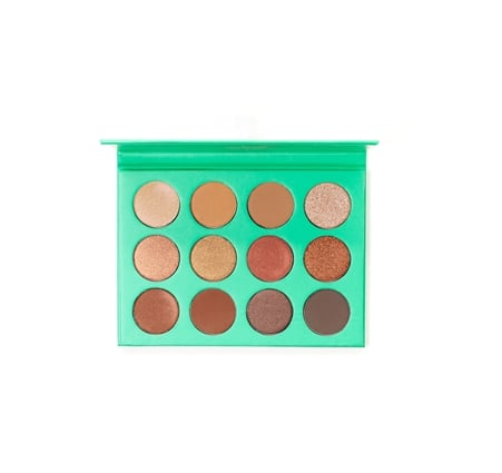The Nubian by Juvia's Place Eyeshadow Palette