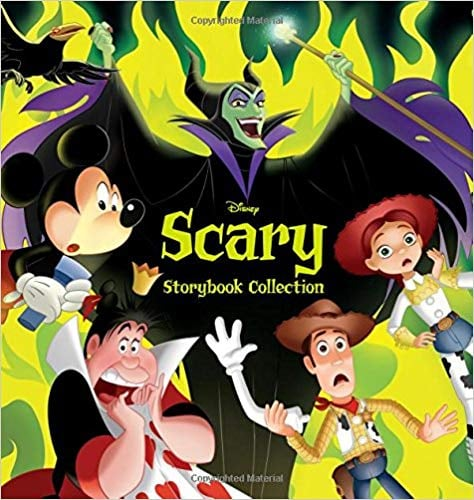 For Ages 6 to 8: Scary Storybook Collection