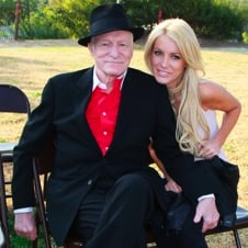 Hugh Hefner and Crystal Harris Wedding Details