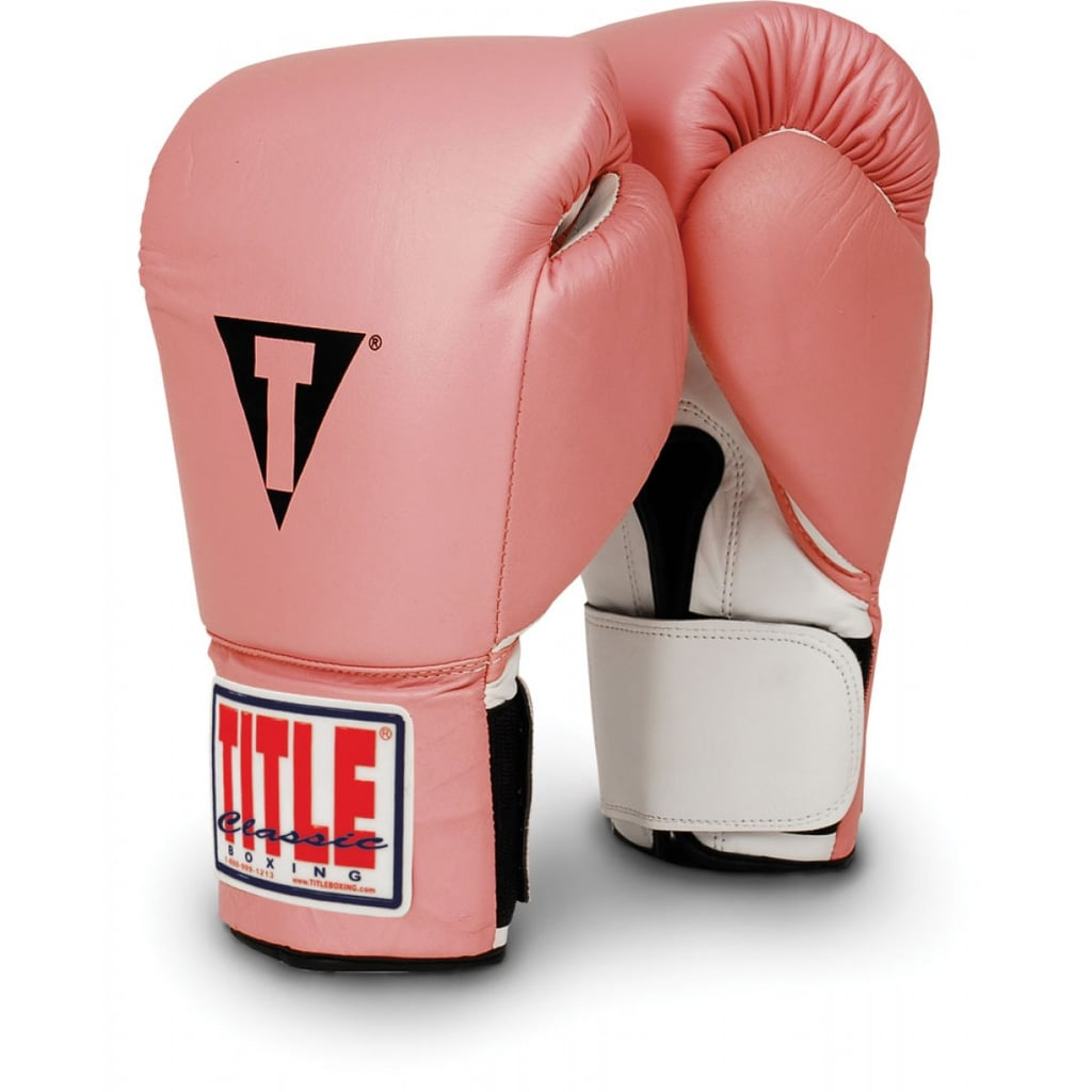 Title Classic Leather Super Bag Gloves