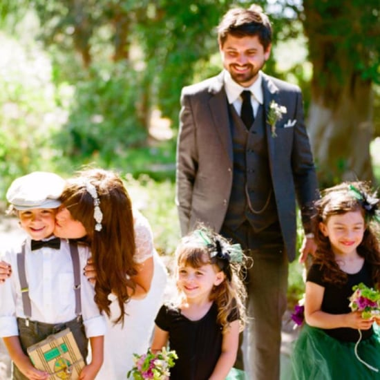 Should I Invite Kids to My Wedding?