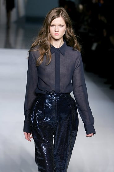 Trend Report on Sequins for Fall 2008