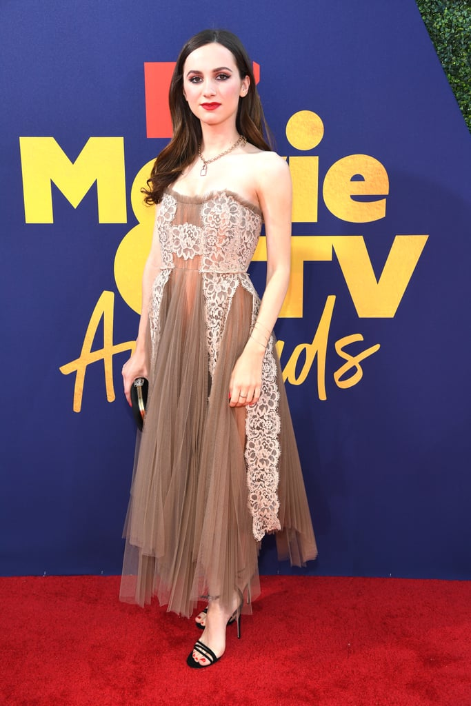 Maude Apatow at the 2019 MTV Movie and TV Awards