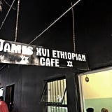 Taste authentic Ethiopian coffee