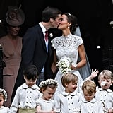 Pippa Middleton and James Matthews, 2017