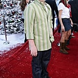 Showing up to the premiere of Fred Claus in November 2007.