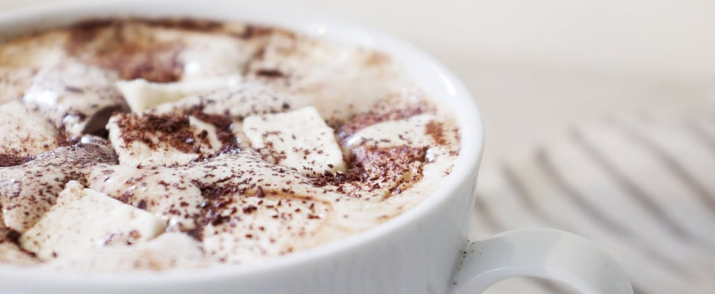 Why You Should Definitely Be Drinking More Hot Chocolate