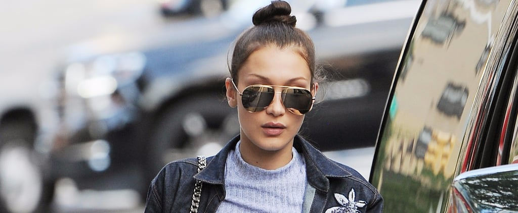 All the Times Bella Hadid Made Wearing a Crop Top Look . . . Normal