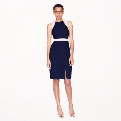 J.Crew Colorblock Dress