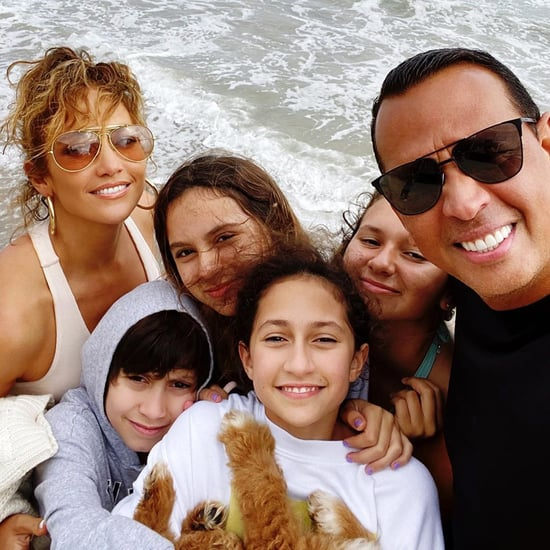 Jennifer Lopez Shares Father's Day Video For Alex Rodriguez